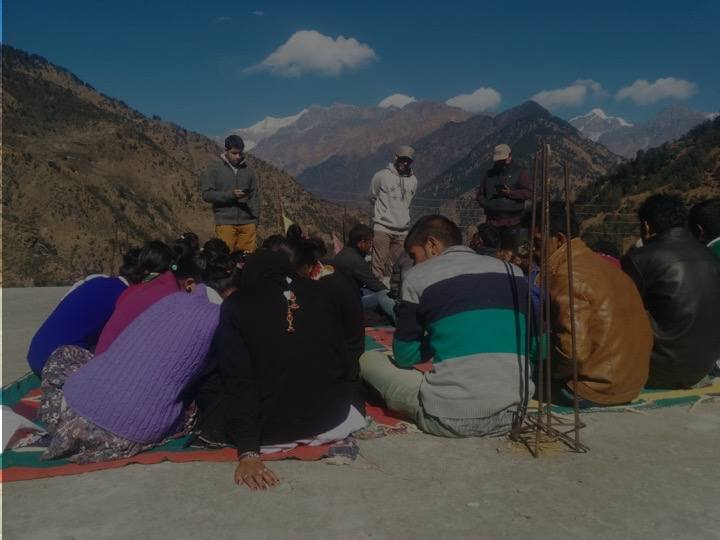 Improving governance in remote Himalayan villages