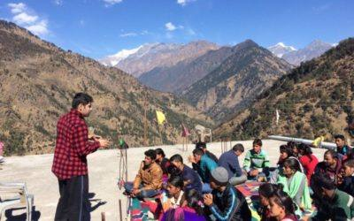 Data Collection in Uttarakhand