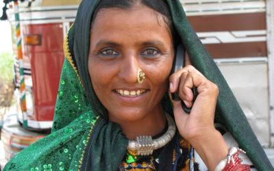 Convergence for Amplification : How Mobile can help India march ahead